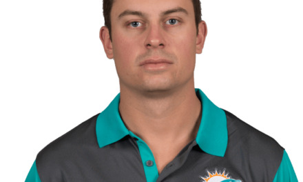 Miami Dolphins Promote Josh Grizzard to WR Coach