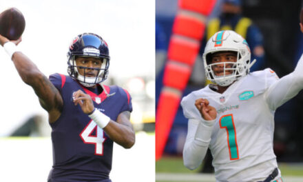 Dan Patrick Show: Albert Breer on What Are The Chances The Dolphins Trade For Deshaun Watson?
