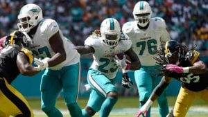 The Miami Dolphins upset the Pittsburgh Steelers 30-15: Film Study