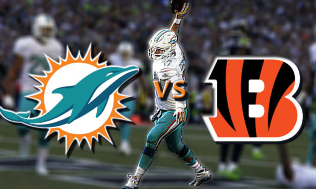 5 Goals For the Dolphins Against The Bengals