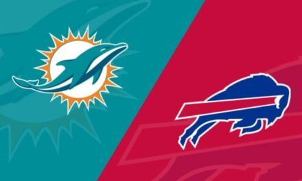 BREAKING NEWS: Dolphins at Bills Kickoff Time Officially Announced