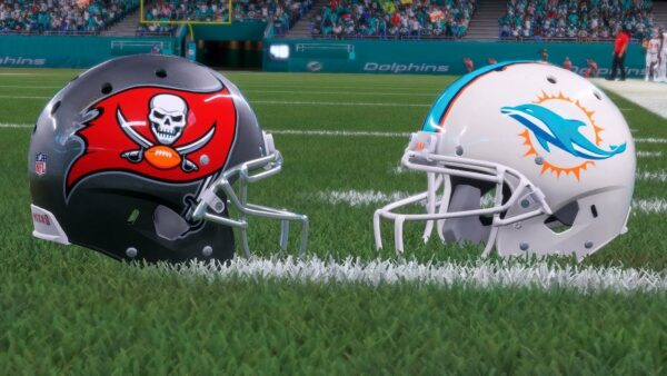 Countdown To Kickoff Miami Vs Tampa Bay Miami Dolphins