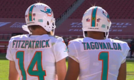 DolphinsTalk Podcast: The Dolphins Quarterback Situation Heading Into Week 17