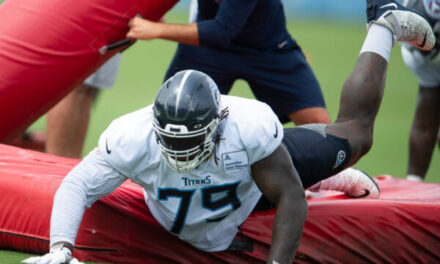 BREAKING NEWS: Dolphins Cut Isaiah Wilson After Three Days