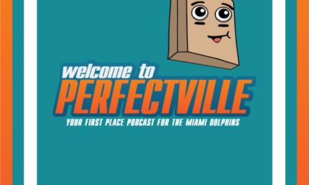 Perfectville Podcast: WEEK ONE @ NEW ENGLAND