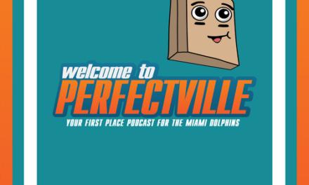 Perfectville Podcast:  TUA MUCH TUA SOON?