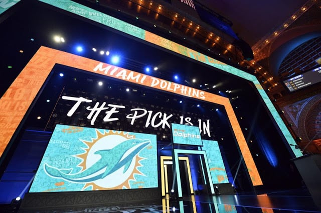 Bobby's Pre-Free Agency Miami Dolphins Only Mock Draft w/ Trades!