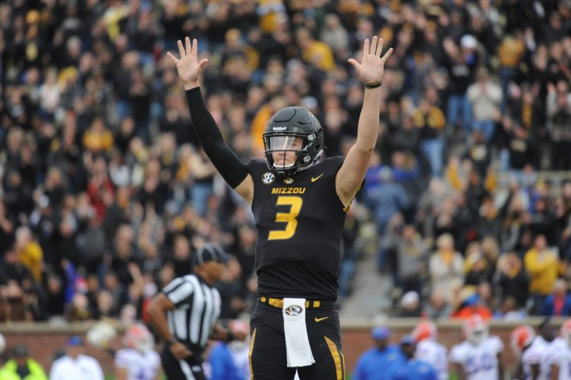 Miami Meets with Missouri Quarterback Drew Lock