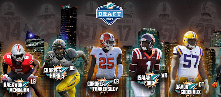 Every Dolphins Draft Pick with Video and Scouting Report