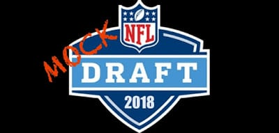 2018 Mock NFL Draft: Top 11 picks