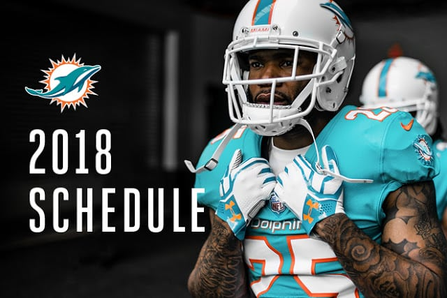 The Dolphins Schedule Is Not Daunting