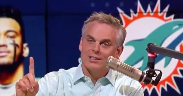 Colin Cowherd Shares his Thoughts on Miami Maybe Trading for Watson