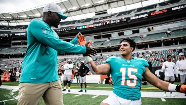DolphinsTalk Podcast: Dolphins-Falcons Preview with Falcons Reporter Will McFadden