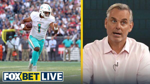 Colin Cowherd: Bet Atlanta over Miami this Week