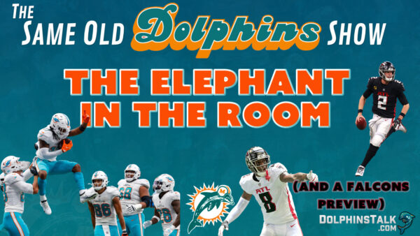 The Same Old Dolphins Show: The Elephant in the Room