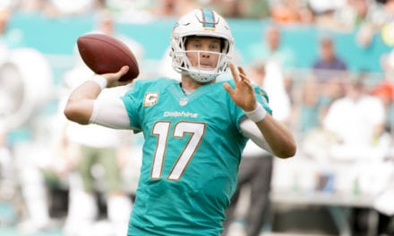 Is Tannehill Going Down The Same Road As Alex Smith?