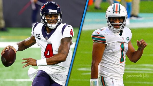 Rich Eisen Show: Are the Dolphins Truly All-In on Tua or Would They Prefer Deshaun Watson?