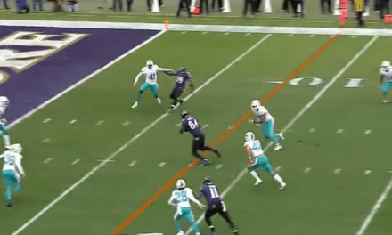 Film Study: Miami Dolphins @ Baltimore Ravens, Week 13