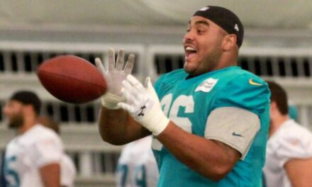 Former Dolphins Defensive Tackle AJ Francis Moving to WWE Smackdown