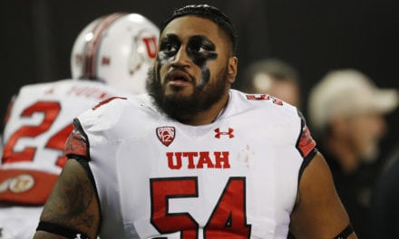 With Pick #164 Miami Selects Guard Isaac Asiata