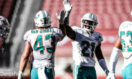 Dolphins All-22 Breakdown: How Miami got their Sacks on Sunday