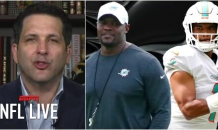 ESPN's Coverage Of The Miami Dolphins Trades