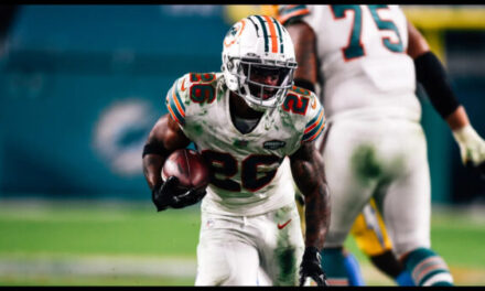 DolphinsTalk Podcast: Salvon Ahmed and the Dolphins Running Backs & Power Rankings