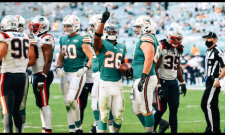 Post Game Wrap Up Show: Dolphins Run Over Patriots On Way to Victory