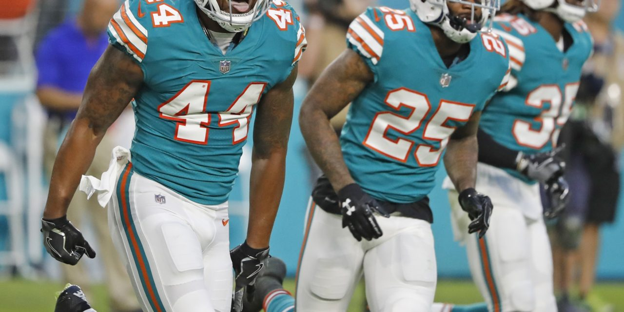 Stephone Anthony is the linebacker the Dolphins are looking for