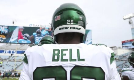 Bell Turns Down Multi-Year Deal with Dolphins and Signs with KC