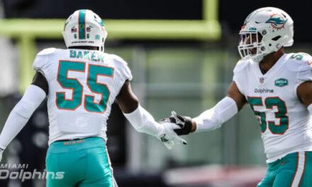 Dolphins All-22 Breakdown: Fins Defense vs Cam Newton