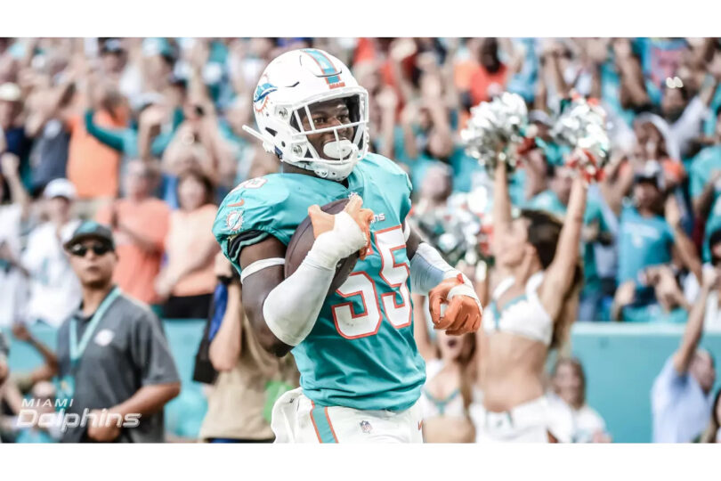 Dolphins Linebacker Situation