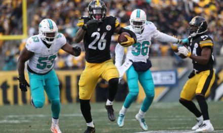 Making the Case to For Le'Veon Bell To Be A Miami Dolphin