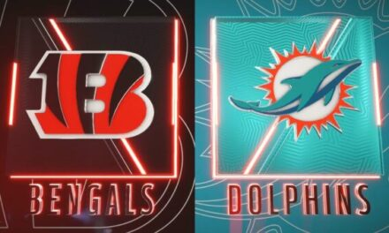 Dolphins and Bengals Rebuilding In Different Ways