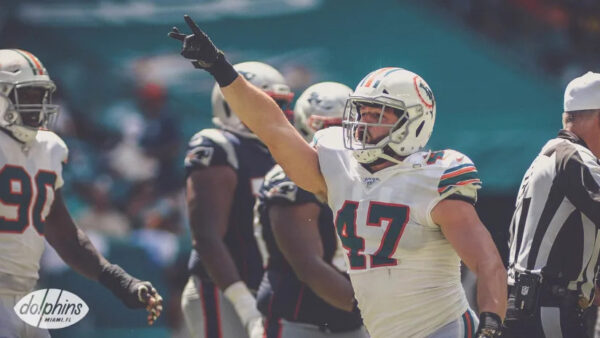 Vince Biegel Making a Name For Himself In Miami