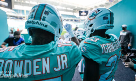 Chiefs-Dolphins: Miami's Opportunity To Show They Are For Real