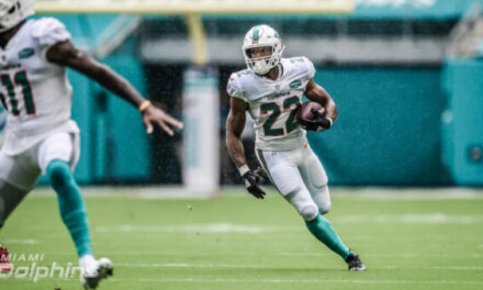 The Miami Dolphins Curious Running Back Rotation