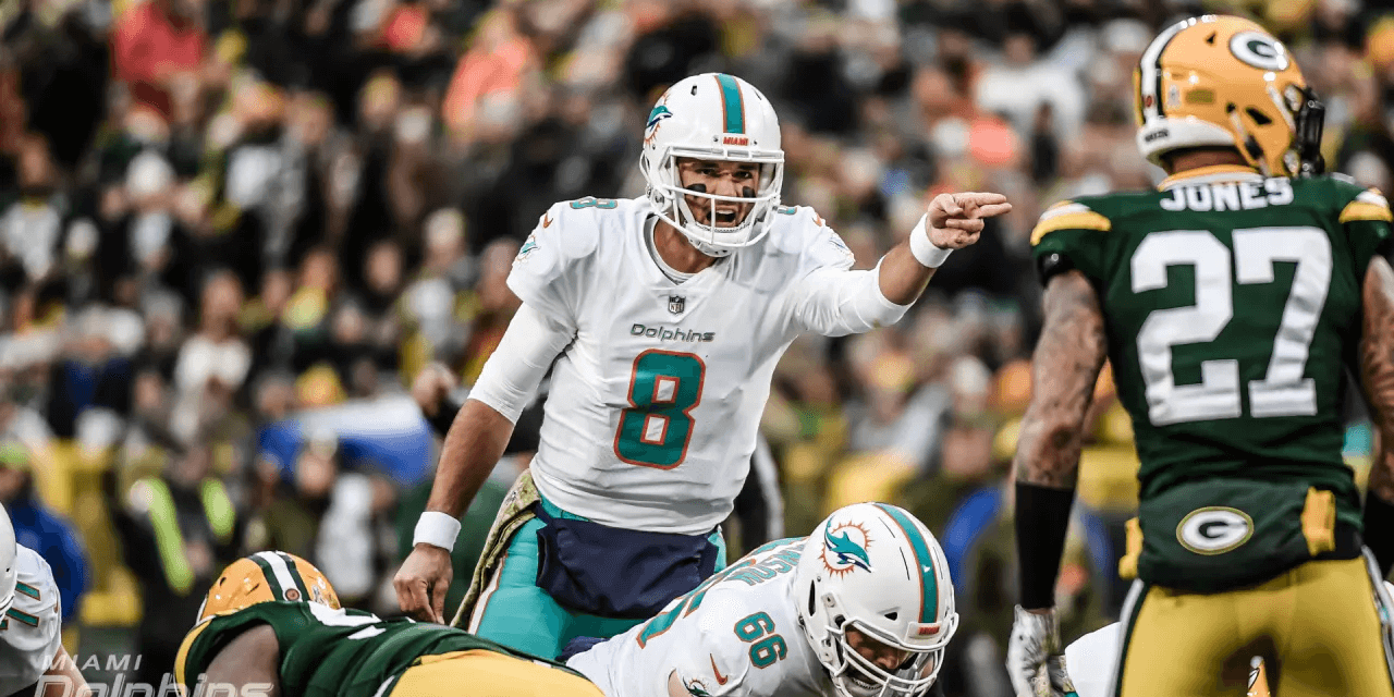 Week 10 Observations: Dolphins vs. Packers