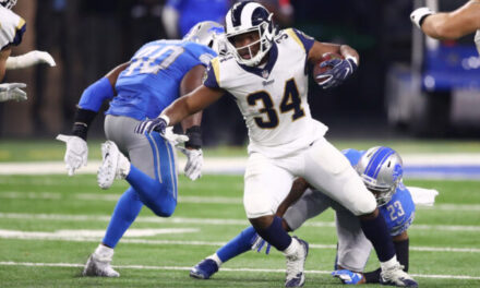 Miami Dolphins Agree to Terms with RB Malcolm Brown