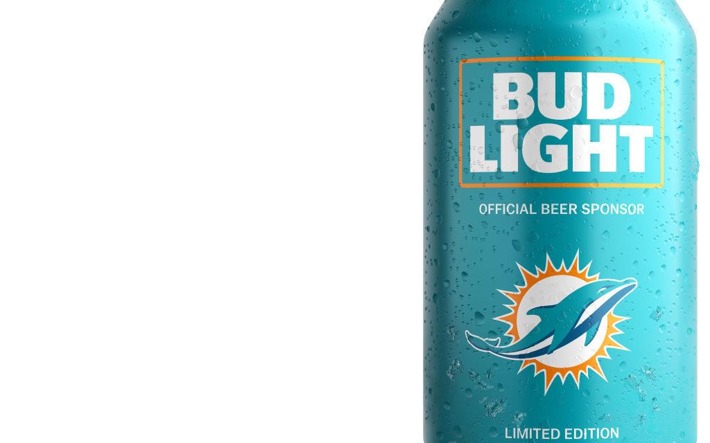 Miami Dolphins Tailgate- Bud Light Backyard