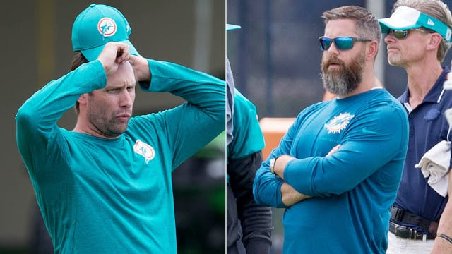 DolphinsTalk.com Daily for Tuesday Jan 9th: Is Matt Burke Safe in Miami as the Defensive Coordinator & Jarvis Landry Going to the Pro Bowl