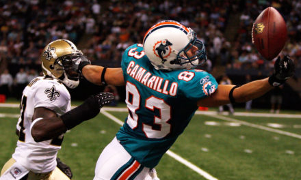 Is Greg Camarillo The Most Important Dolphin Ever?