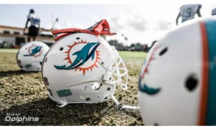 DT Daily 8/1: Dolphins Practice Recap & Buoniconti
