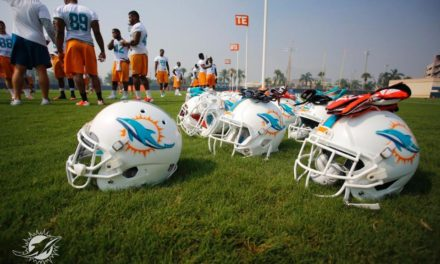 2018 Miami Dolphins Training Camp Dates