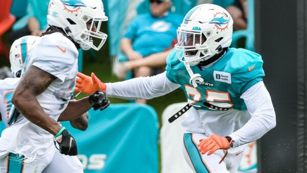 Excited for the Miami Dolphins First Preseason Game