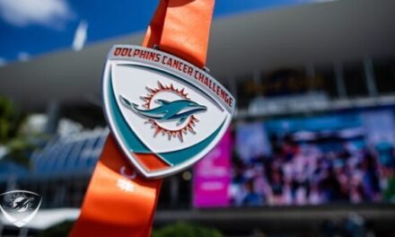 DolphinsTalk Podcast: Executive Director of Dolphins Challenge Cancer Jesse Marks Talks DCC XI