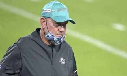 BREAKING NEWS: Chan Gailey Resigns as Dolphins Offensive Coordinator