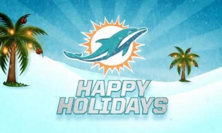 DolphinsTalk.com Daily for Thursday, December 21st: NFL tells Miami Their Week 17 Game may be Flexed to Primetime & Mia-KC Game Preview and Prediction