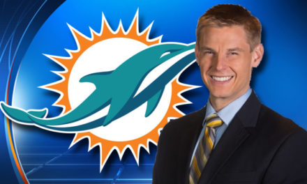 DT Daily 1/21: Clay Ferraro from WPLG ABC 10 News Talks Dolphins