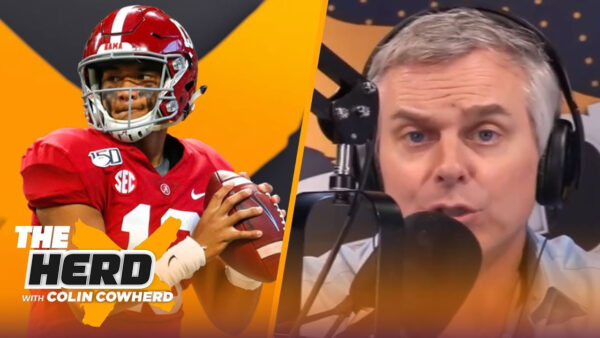 VIDEO: Tua on The Herd with Colin Cowherd